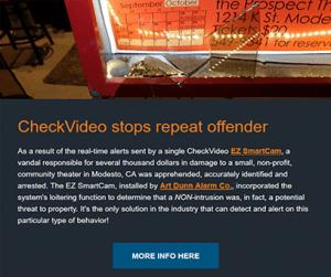 CheckVideo Newsletter
