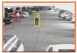 Advanced video analytics behavior recognition