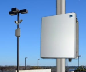 Ruggedized Outdoor Mobile Sentry for IP