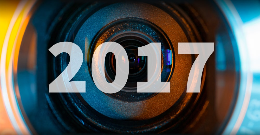 CheckVideo video surveillance trends 2017 camera lens